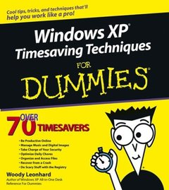 Windows XP Timesaving Techniques for Dummies-cover
