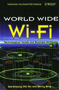 Worldwide Wi-Fi: Technological Trends and Business Strategies-cover