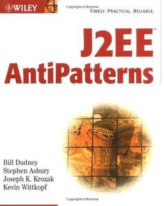 J2EE AntiPatterns-cover