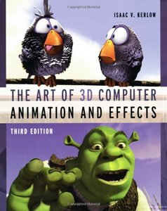 The Art of 3D Computer Animation and Effects, 3/e-cover