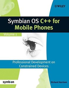 Symbian OS C++ for Mobile Phones-cover