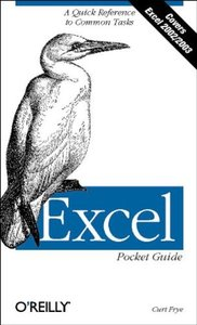 Excel Pocket Guide-cover