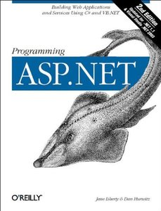 Programming ASP.NET, 2/e-cover