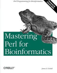 Mastering Perl for Bioinformatics (Paperback)