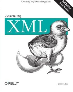 Learning XML, 2/e (Paperback)-cover