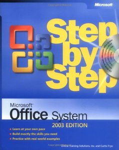 Microsoft Office 2003 Step by Step-cover