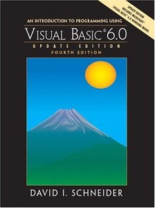 An Introduction to Programming using Visual Basic 6.0, 4/e-cover