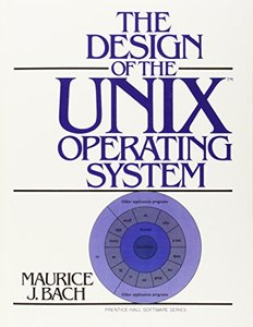 The Design of the UNIX Operating System (美國原版)-cover