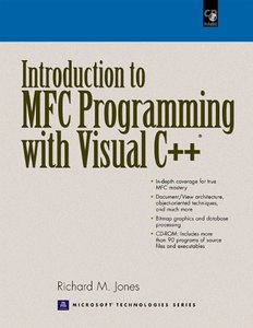 Introduction to MFC Programming with Visual C++-cover