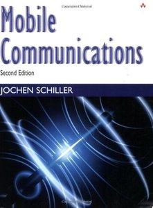 Mobile Communications, 2/e (Paperback)-cover