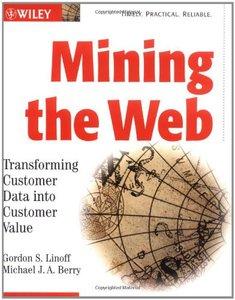 Mining the Web: Transforming Customer Data-cover