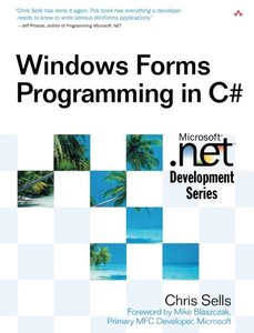 Windows Forms Programming in C#-cover