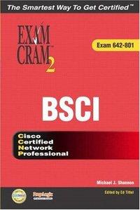 Cisco BSCI Exam Cram 2 (Exam Cram 642-801) (Paperback)-cover
