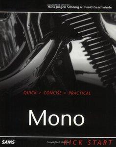 Mono Kick Start-cover