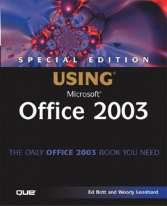 Special Edition Using Microsoft Office 2003-cover