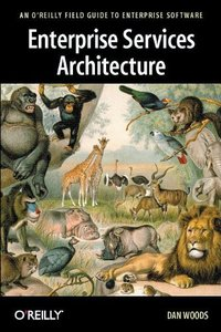 Enterprise Services: Architecture (Paperback)-cover