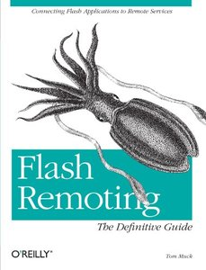 Flash Remoting: The Definitive Guide-cover