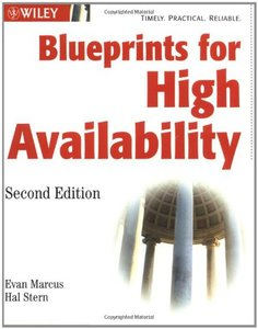 Blueprints for High Availability, 2/e-cover
