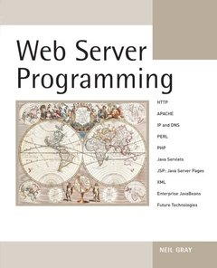 Web Server Programming-cover
