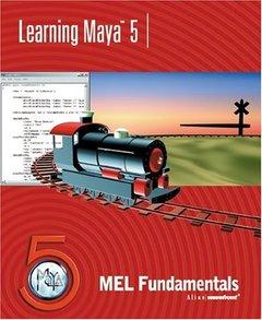 Learning Maya 5: MEL Fundamentals-cover
