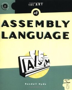 The Art of Assembly Language-cover