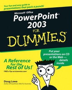 PowerPoint 2003 for Dummies-cover