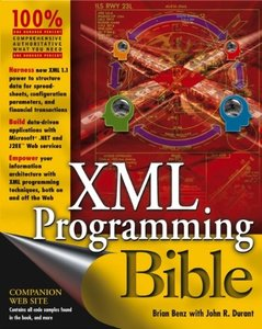 XML Programming Bible-cover