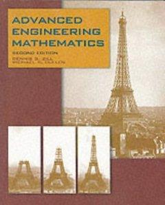 Advanced Engineering Mathematics, 2/e-cover