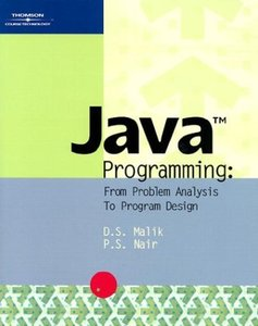 Java Programming: From Problem Analysis to Program Design-cover