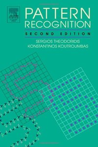 Pattern Recognition, 2/e-cover