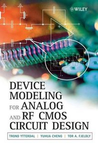 Device Modeling for Analog and RF CMOS Circuit Design-cover