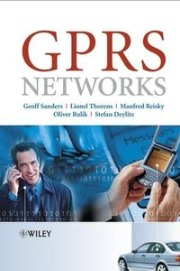 GPRS Networks (Hardcover)