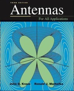 Antennas: For All Applications, 3/e (IE-Paperback)-cover
