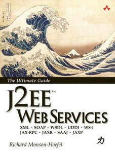 J2EE Web Services (Paperback)-cover