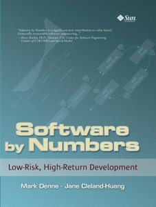 Software by Numbers: Low-Risk, High-Return Development-cover