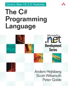 The C# Programming Language (Hardcover)-cover
