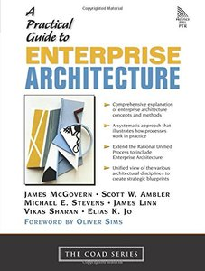 A Practical Guide to Enterprise Architecture-cover