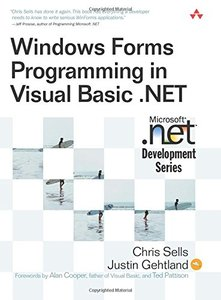Windows Forms Programming in Visual Basic .NET-cover
