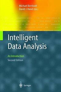 Intelligent Data Analysis, 2/e (Hardcover)-cover