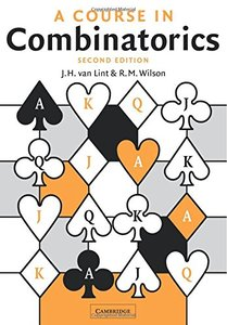 A Course in Combinatorics, 2/e-cover