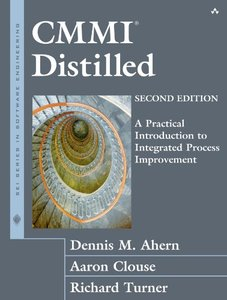 CMMI Distilled: A Practical Introduction to Integrated Process Improvement, 2/e-cover