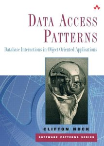 Data Access Patterns: Database Interactions in Object-Oriented Applications-cover