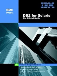 DB2 for Solaris: The Official Guide-cover