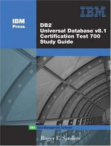 DB2 UDB V8.1 Certification Exam 700 Study Guide-cover