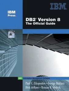 DB2 Version 8: The Official Guide (Paperback)-cover