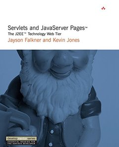 Servlets and JSP: The J2EE Web Tier-cover
