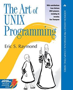 The Art of UNIX Programming(美國原版) -cover