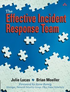 The Effective Incident Response Team-cover