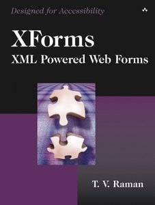 XForms: XML Powered Web Forms-cover