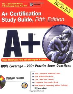 A+ Certification Study Guide, 5/e